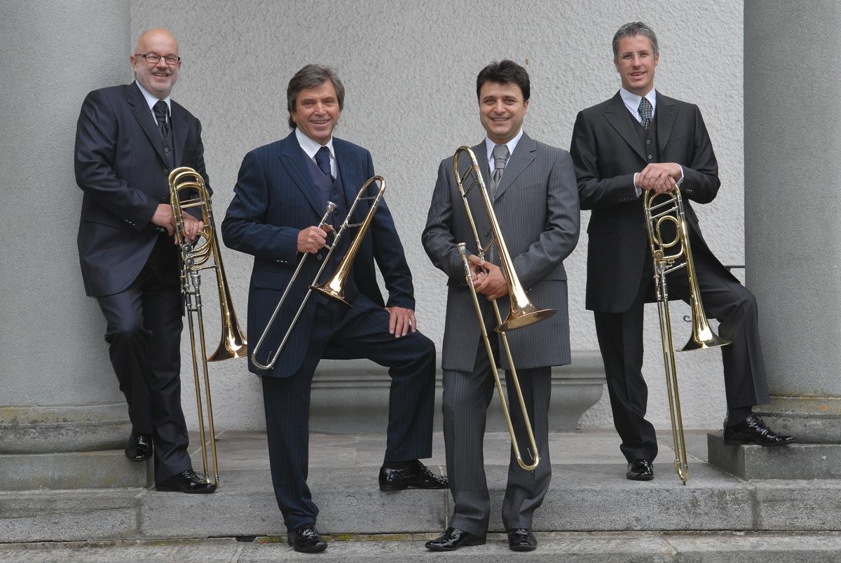 Branimir Slokar Quartet
